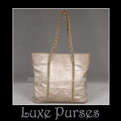 Chanel Luxe Ligne Tote Bag - 06P - Luxe Purses d76d5419cdbb8