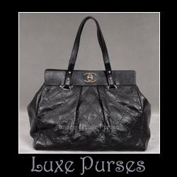 bb67e33c6c3f Chanel On The Road Tote - Luxe Purses