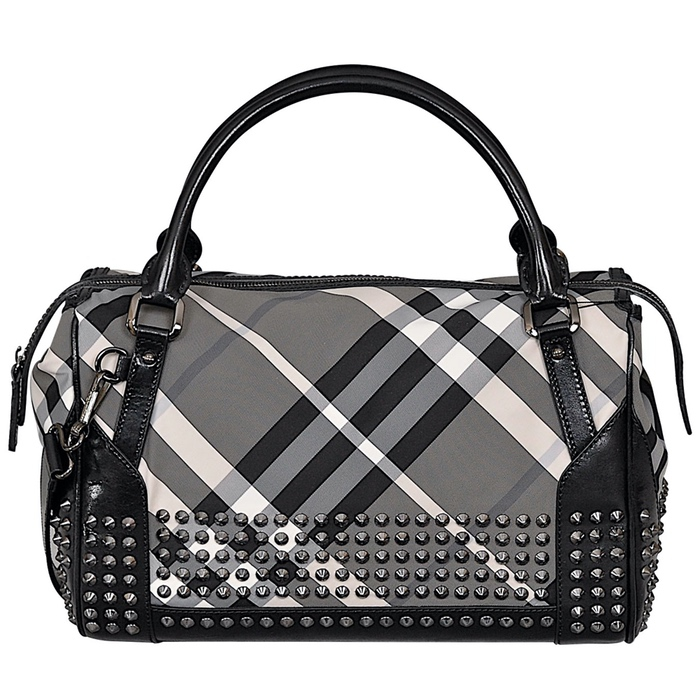 Burberry Studded Beat Edenham Tote