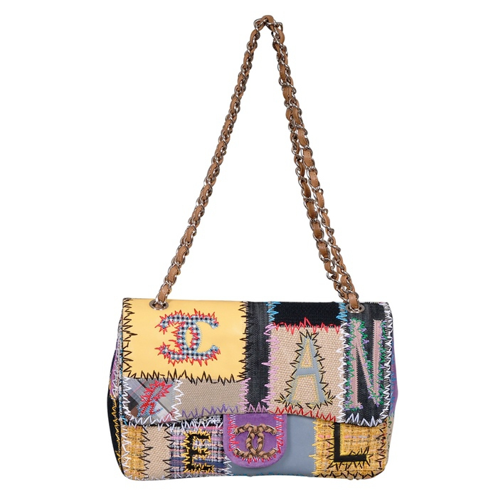 Chanel Patchwork Jumbo Flap - Limited Edition