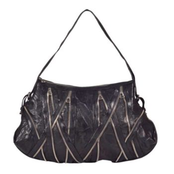 fa0bd80982 Authentic Balmain XL Zipper Bag for sale at Luxe Purses