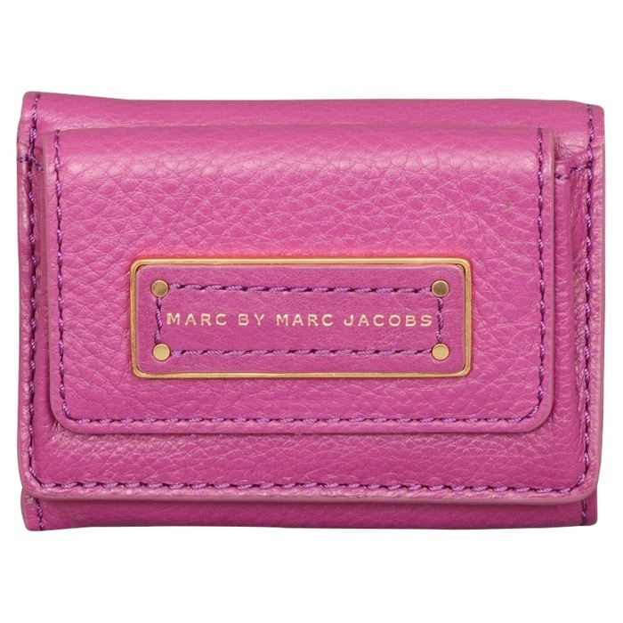 Marc by Marc Jacobs Trifold Wallet at Luxe Purses