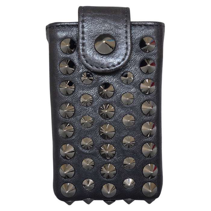 CC Skye Studded Smartphone Case at Luxe Purses