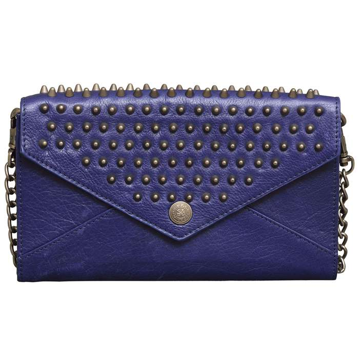 Rebecca Minkoff Studded Wallet on a Chain Crossbody