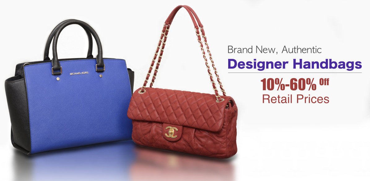 Luxe Purses 40%-60 % Off Designer Handbags