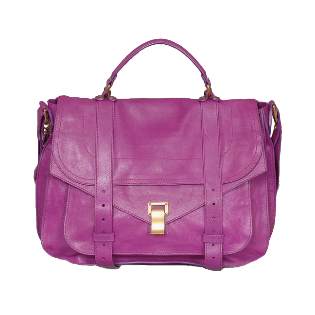Proenza Schouler XL PS1 in Raspberry