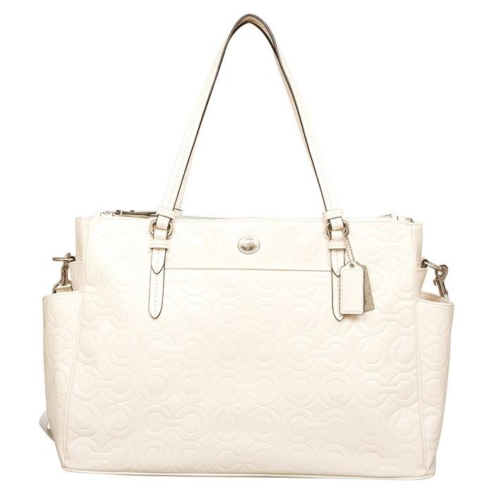 764aa734 Coach Peyton Op Art Baby Diaper Bag - Luxe Purses
