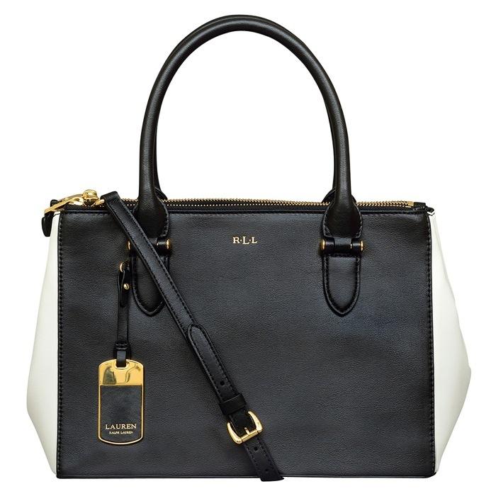 Ralph Lauren Winford Double Zip Shopper