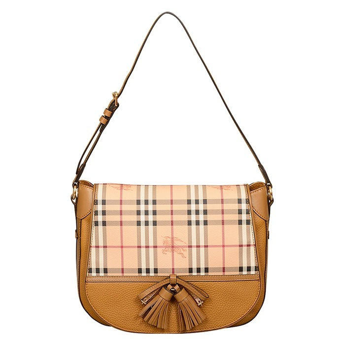 Burberry Haymarket Colours Maydown Hobo
