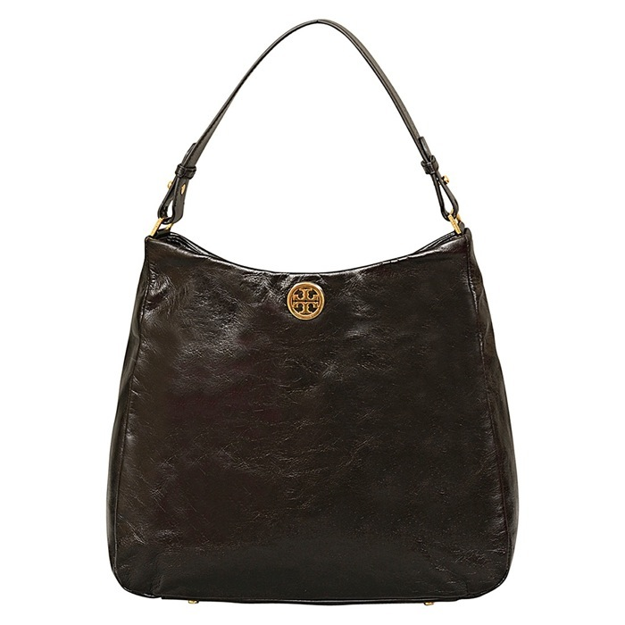 Tory Burch Dena Hobo in Black