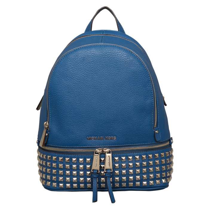 d9d32541db30c6 MICHAEL Michael Kors Rhea Studded Backpack. Click to enlarge. MICHAEL  Michael Kors Rhea Studded Backpack. HomeRecently SoldMICHAEL Michael Kors  Handbags ...