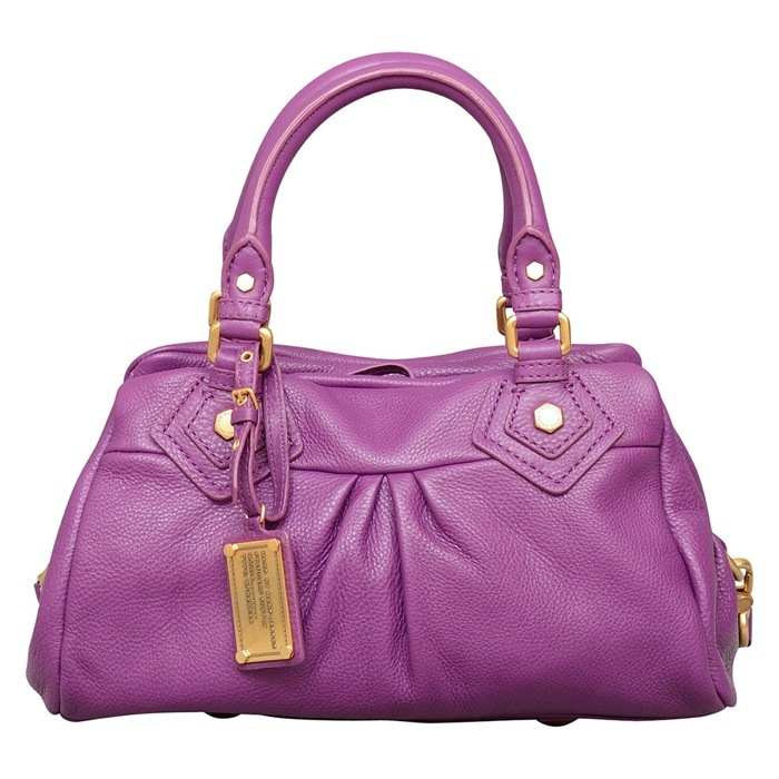 Marc by Marc Jacobs Classic Q Baby Groovee in Violet