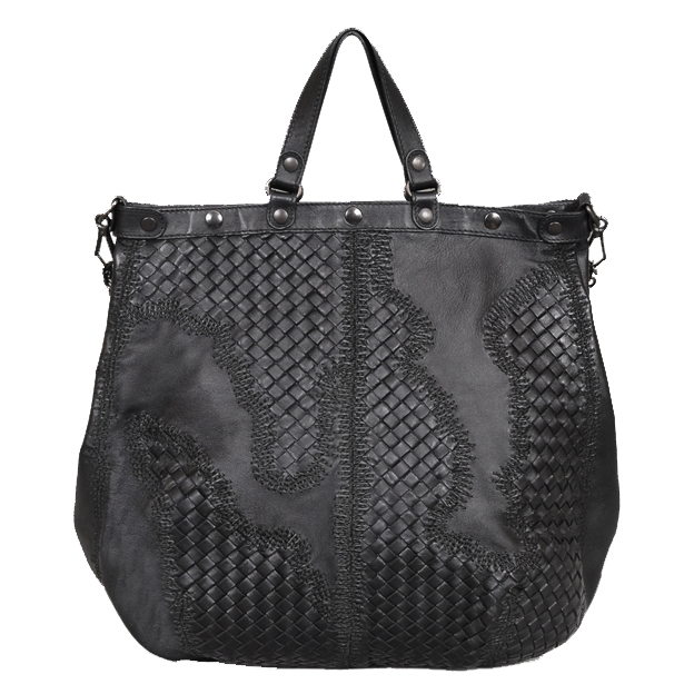Bottega Veneta Top Handle Woven Tote