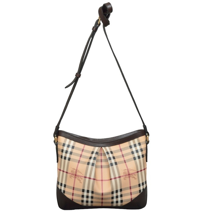 399dd757847 Burberry Haymarket Check Crossbody Bag - Luxe Purses
