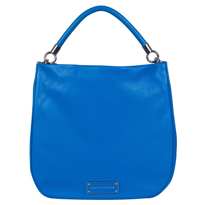 Marc by Marc Jacobs Too Hot to Handle Hobo in Aquamarine