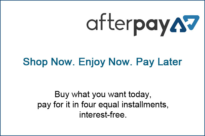 Afterpay available on Luxe Purses