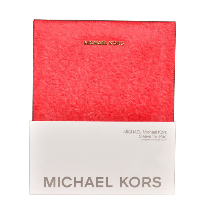 Michael Kors Sleeve for Apple iPad at Luxe Purses
