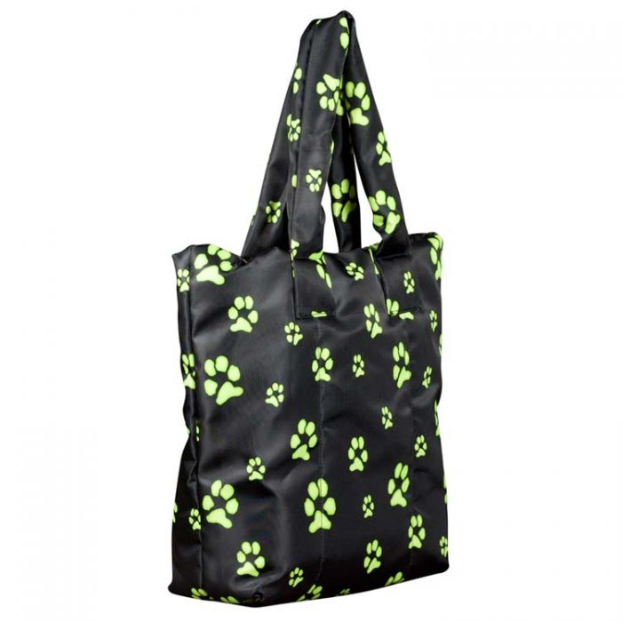 Betsey Johnson Nylon Neon Print NS Tote at Luxe Purses