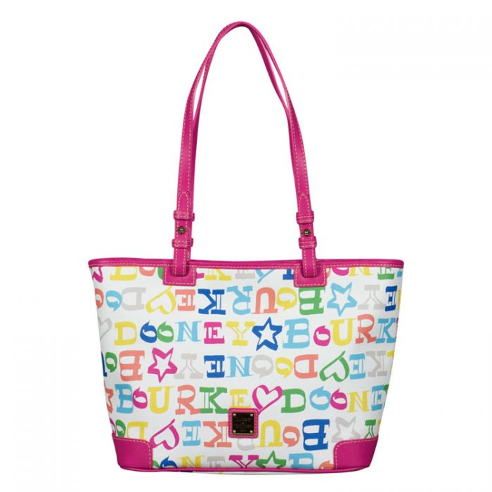 Dooney and Bourke Small Leisure Shopper at Luxe Purses