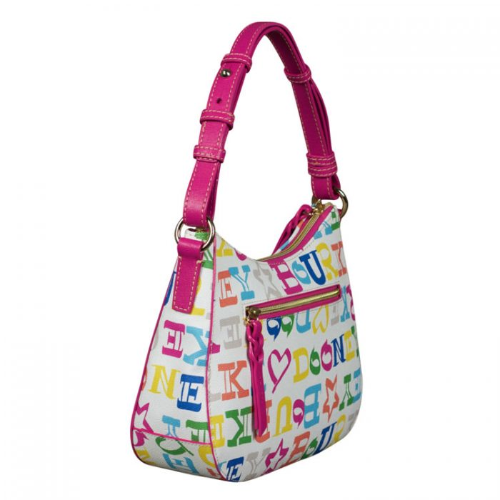 Dooney and Bourke Small Kiley Hobo at Luxe Purses