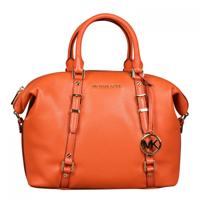 Michael Kors Medium Bedford Convertible Satchel