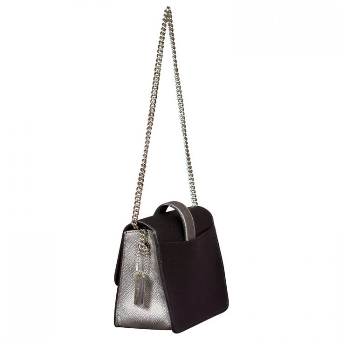 Coach Jeweled Buckle Bowery Crossbody Bag