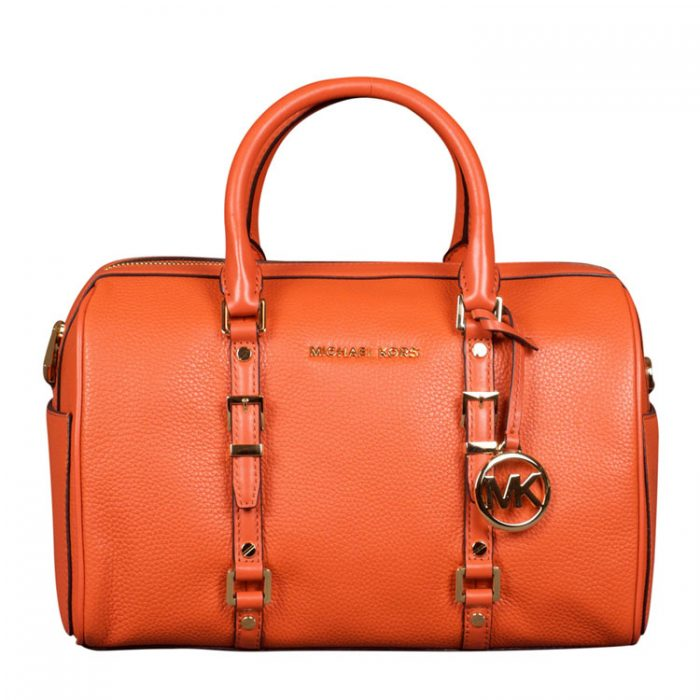Michael Kors Medium Bedford Legacy Duffle Satchel