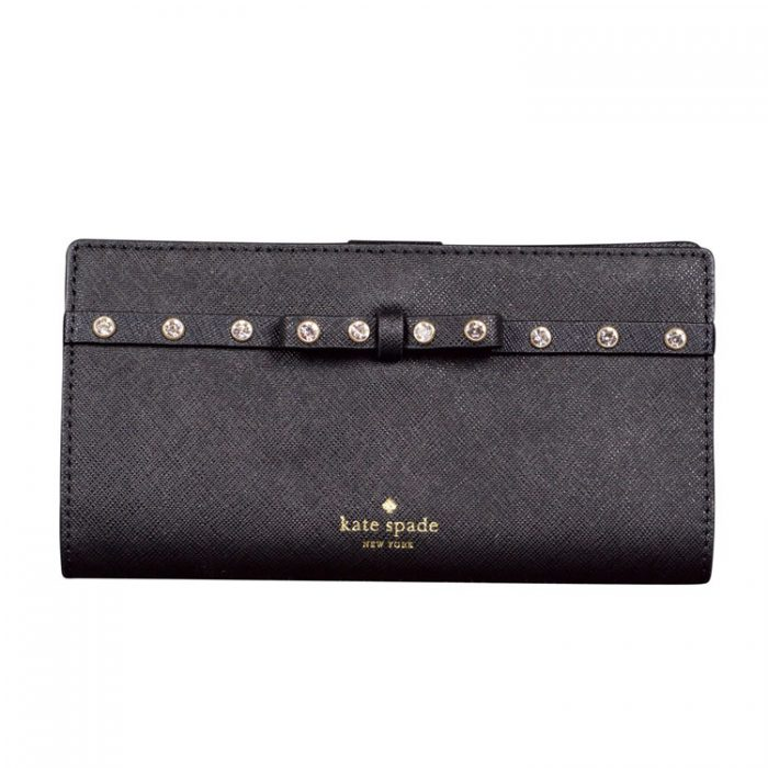 Kate Spade Laurel Way Jeweled Stacy Wallet