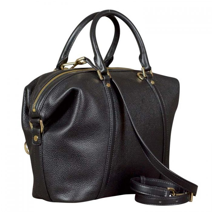 MICHAEL Michael Kors Medium Bedford Legacy Convertible Satchel at Luxe Purses