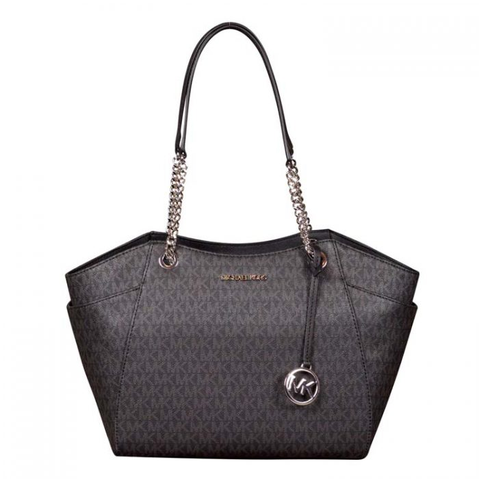 Michael Kors Large Travel Chain Shoulder Tote