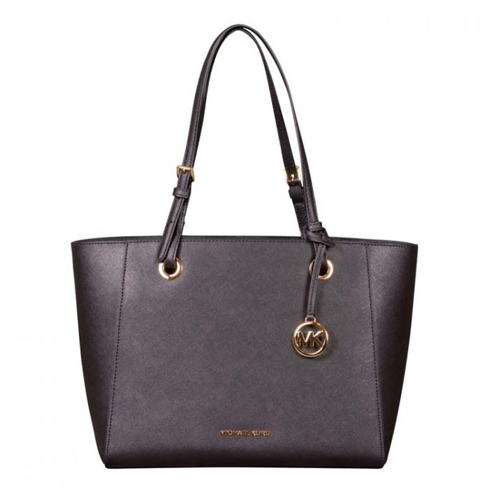 Michael Kors Medium Walsh Multifunction Tote in Black
