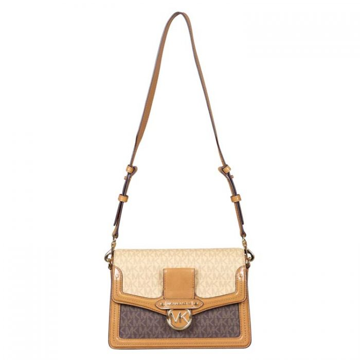 Michael Kors Medium Jessie Flap Shoulder Bag