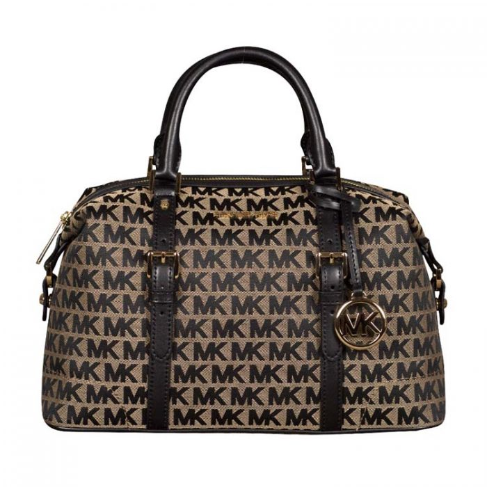 Michael Kors Large Ginger Duffle Satchel