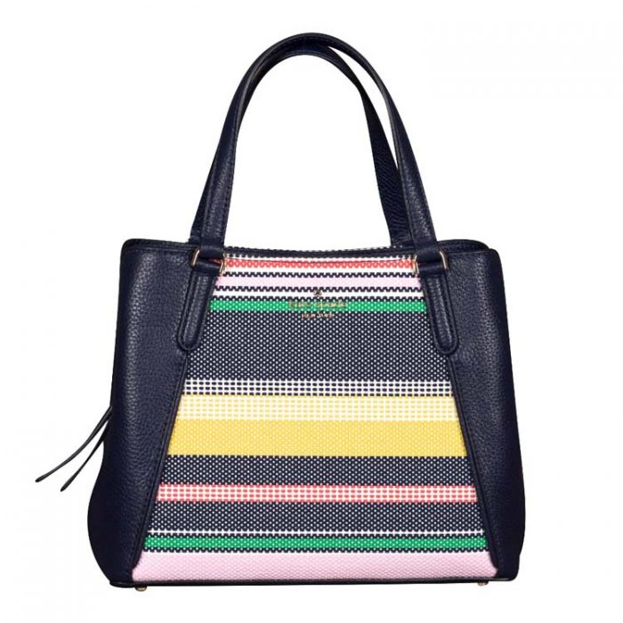 Kate Spade Jackson Boardwalk Stripe Satchel
