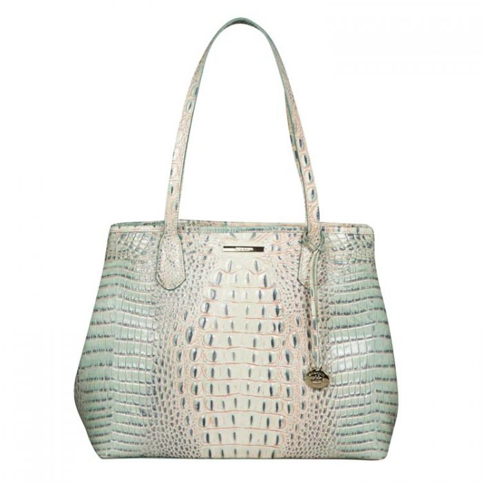 Brahmin Medium Julian Tote in Aquarelle Melbourne