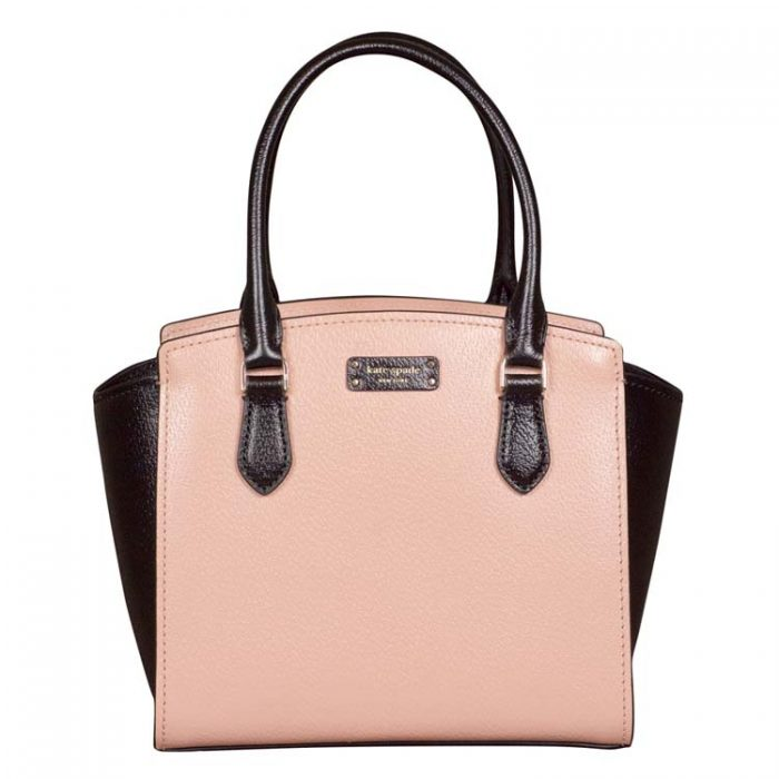 Kate Spade Small Jeanne Satchel in Warm Vellum