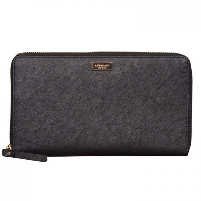 Kate Spade Laurel Way Talla Wallet in Black