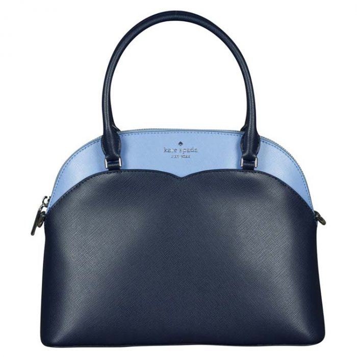 Kate Spade Medium Payton Colorblock Dome Satchel