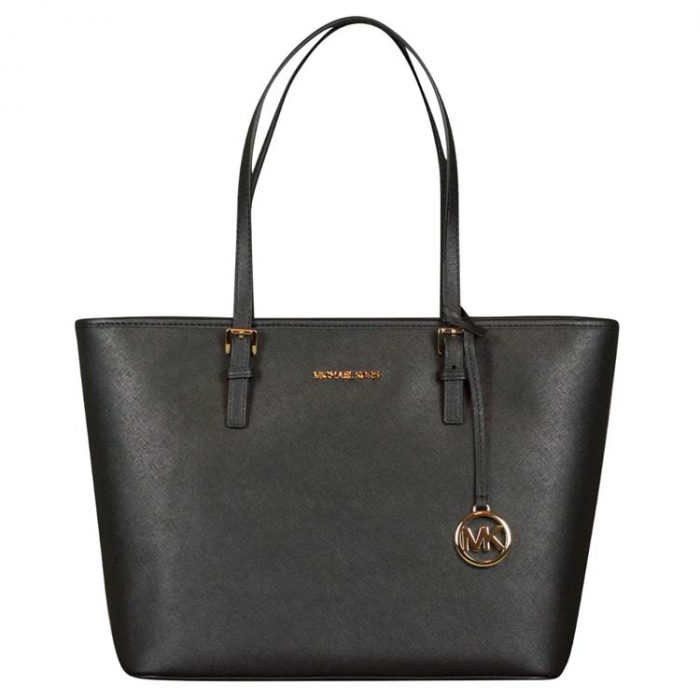 Michael Kors Jet Set Travel Top Zip Tote