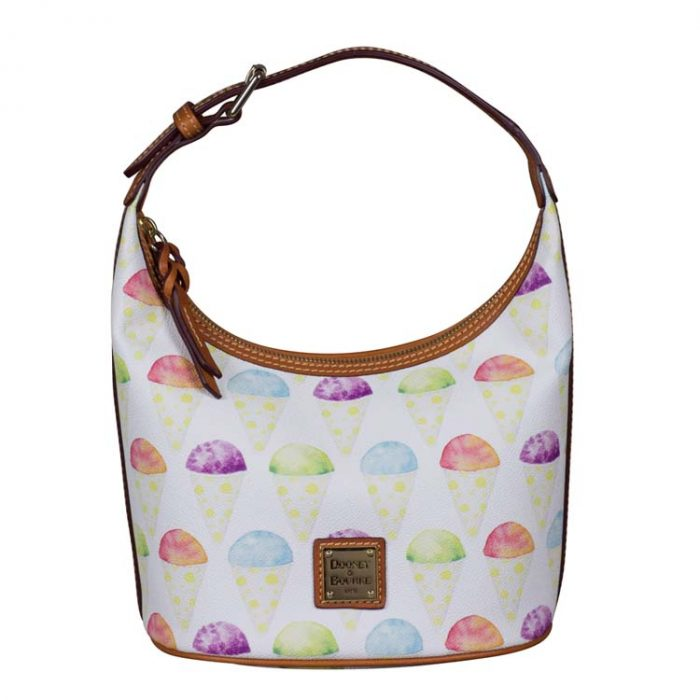 Dooney and Bourke Ice Cream Cone Bucket Bag